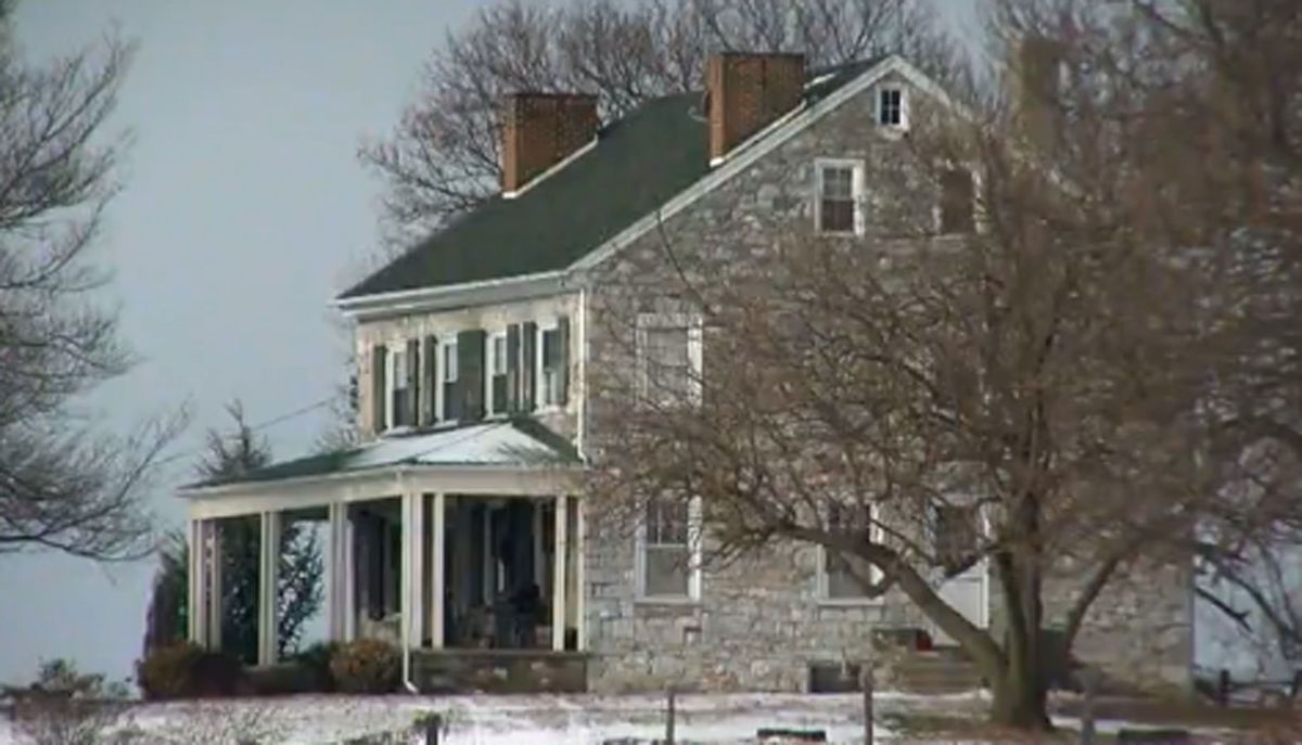 York County stop on Underground Railroad in danger of demolition