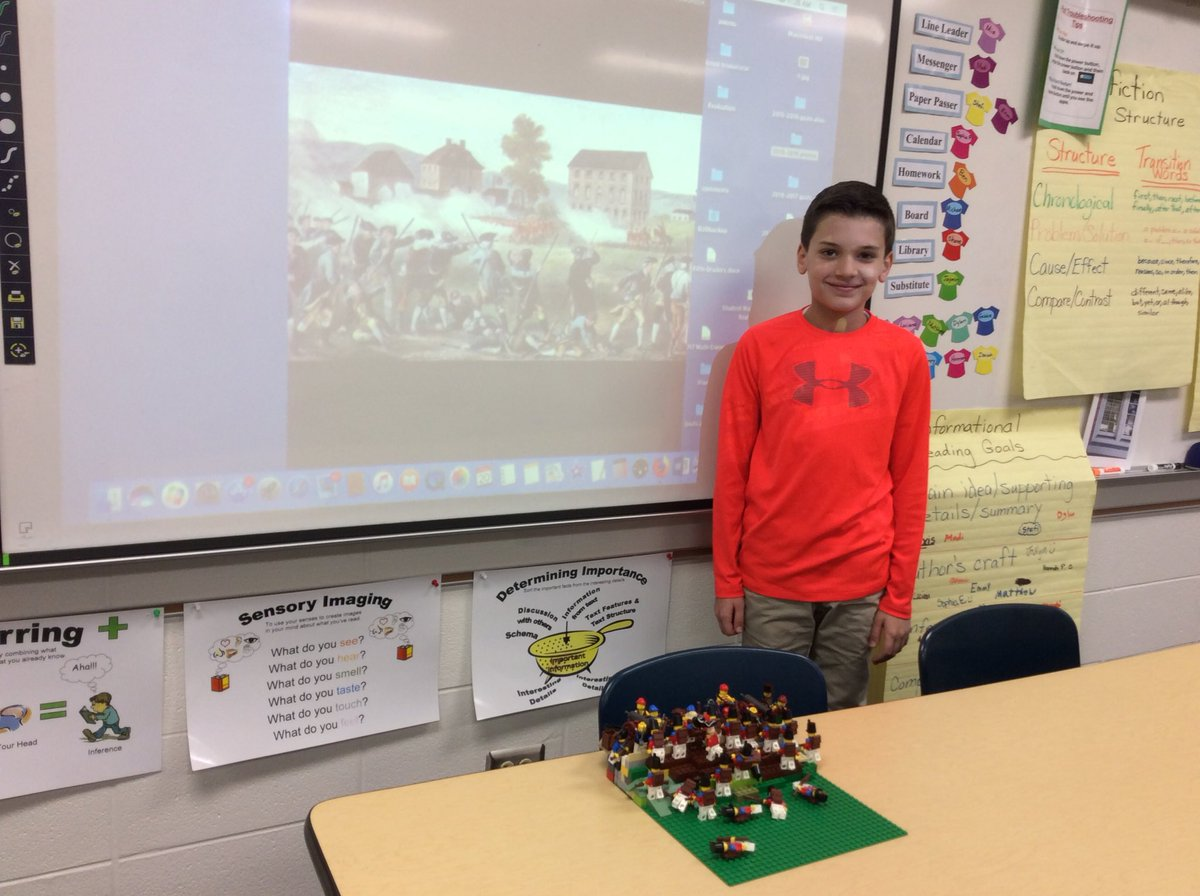 test Twitter Media - The Battle of Bunker Hill iMovie and Lego presentation. #d30learns #wbplays https://t.co/ne4ShEPhnz