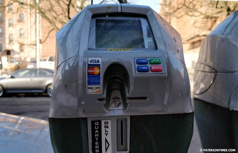 Paterson streets getting hundreds of 'smart' parking meters