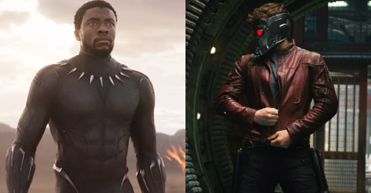 Chris Pratt Took To Twitter To Share His Thoughts On 'Black Panther' https://t.co/PlyY695sq8 https://t.co/imNtLtFkq6