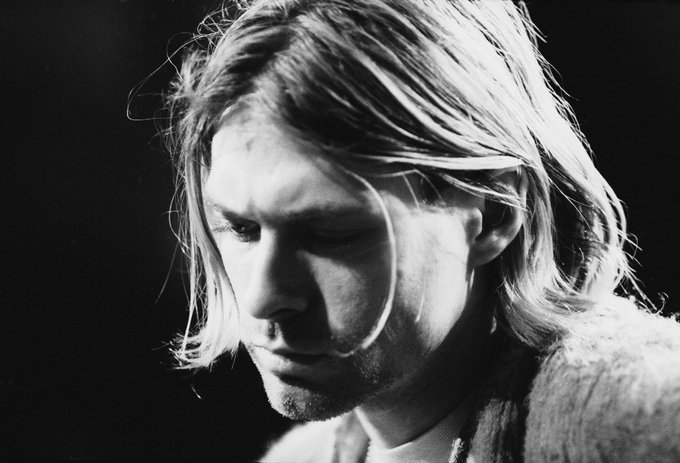 I d rather be hated for who I am, than loved for who I am not. Happy Birthday Kurt Cobain.