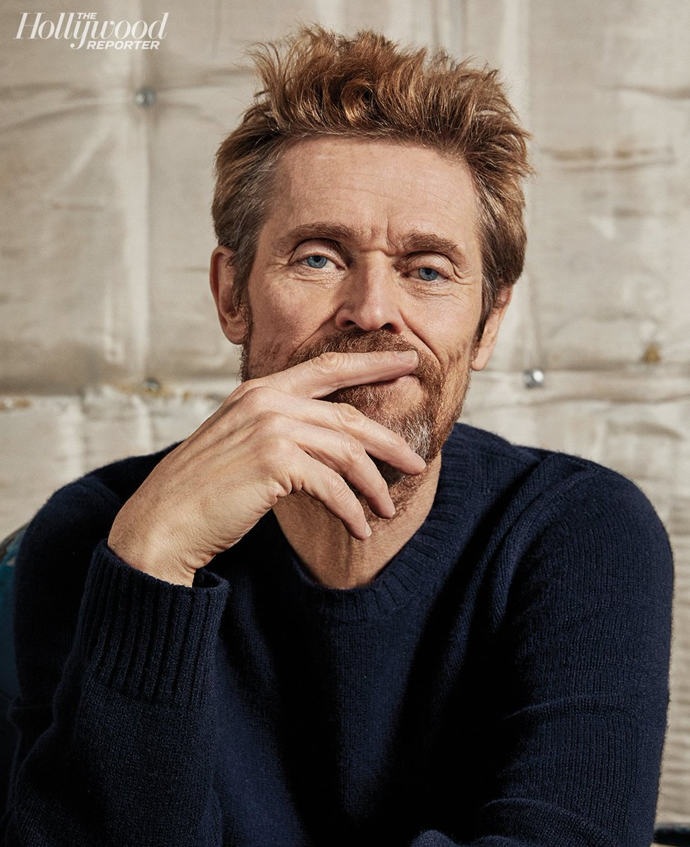 'Awards Chatter' podcast — Willem Dafoe (@FloridaProject)