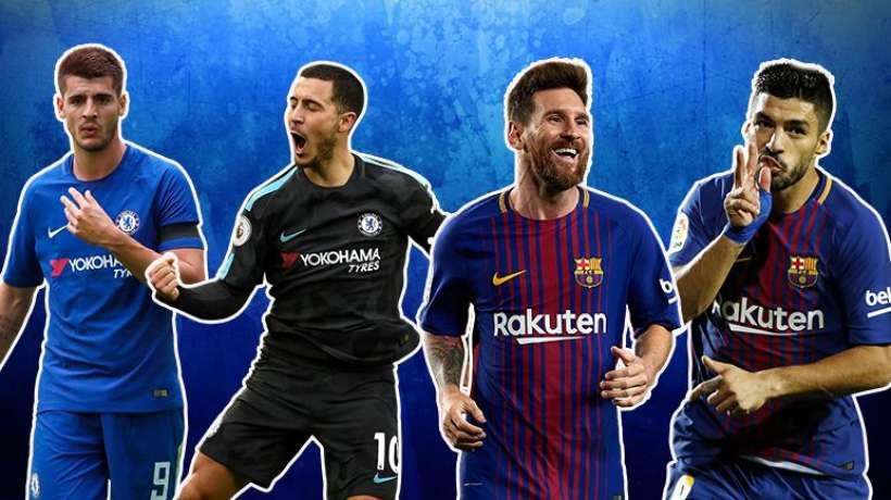 Ligue des Champions: Chelsea pour créer la surprise face au Barca (Par Soul)
