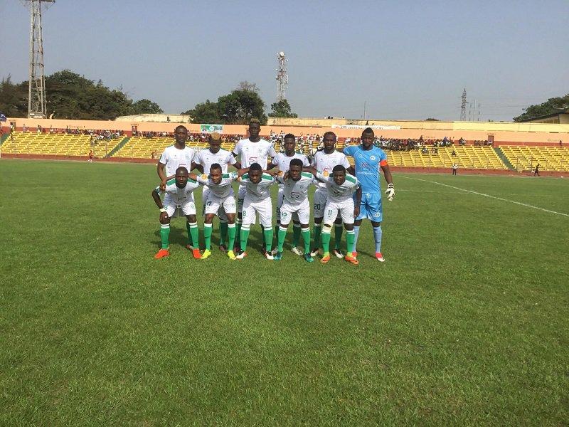 Coupe de la CAF : fin de l'aventure pour le Hafia FC de KPC