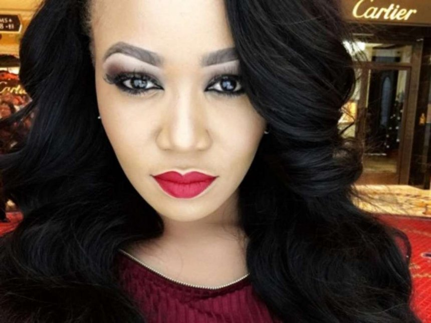 Vera Sidika will date a broke guy for entertainment