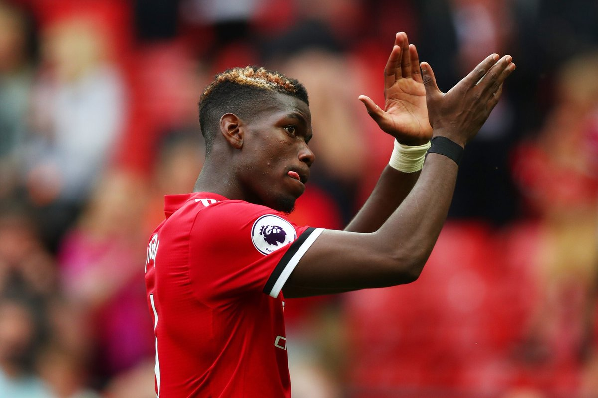 RT @RedorDead07: Jose Mourinho confirms Paul Pogba is ready and without problems! #mufc https://t.co/oem0PkBtQN