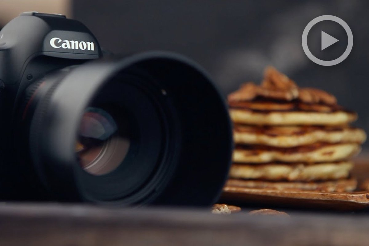 Photography Tips | Six Food Photography Tips in Two Minutes https://t.co/QyQiC7TeQT https://t.co/gzwhY1qfHr