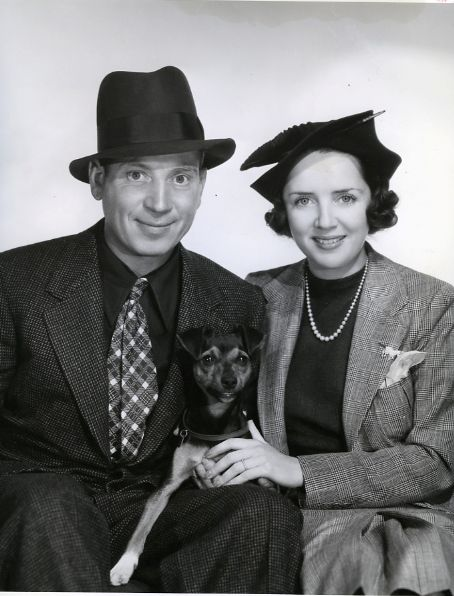 #Harpo and Susan Marx #LoveYourPetDay https://t.co/nZJBZ2ywhJ