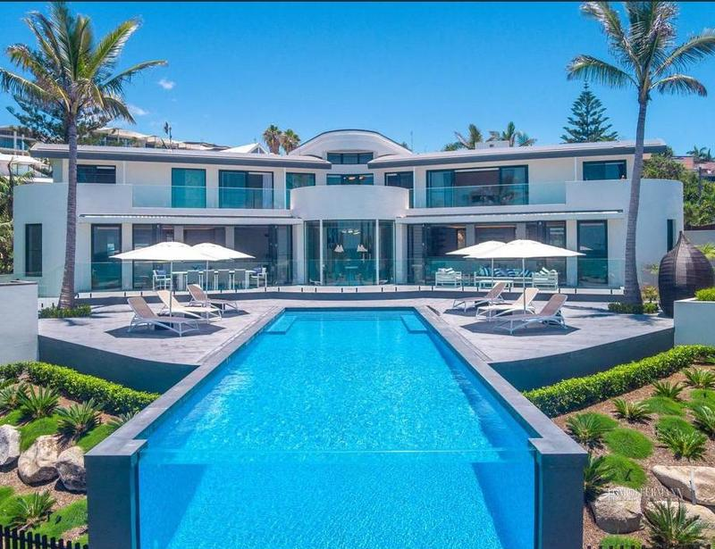 $22m beach house tops year's list of QLD's most expensive homes