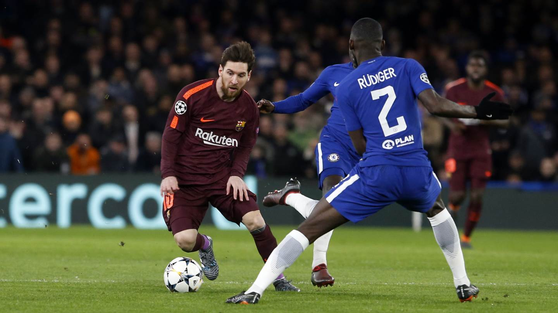 ⏰ Comença la segona part! Chelsea 0-0 FC Barcelona  ���� #ChelseaBarça #UCL https://t.co/CXNHyiGxJb