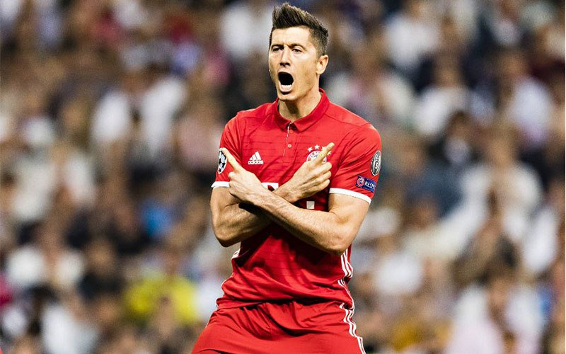 #BayernBesiktas