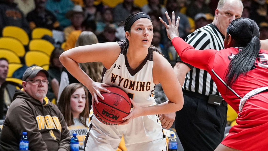Wyoming women's basketball attempts to hold onto first place with game at New Mexico
