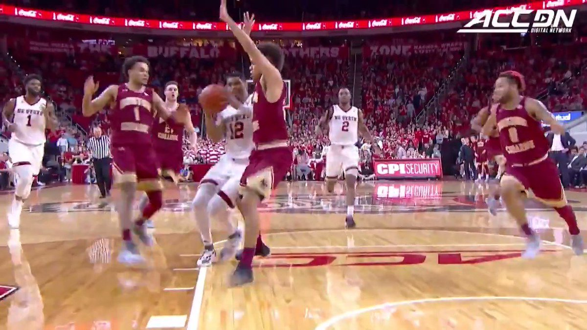 Full highlights from @BCMBB-@PackMensBball ⬇️ https://t.co/uH4ymzMfvx