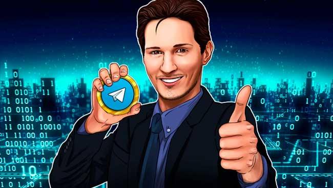 Anh em Durov đăng ký dự án TON của Telegram lên với SEC, gọi vốn được 850 triệu đô https://t.co/ttXlr0r6js https://t.co/4bNZ23fITD
