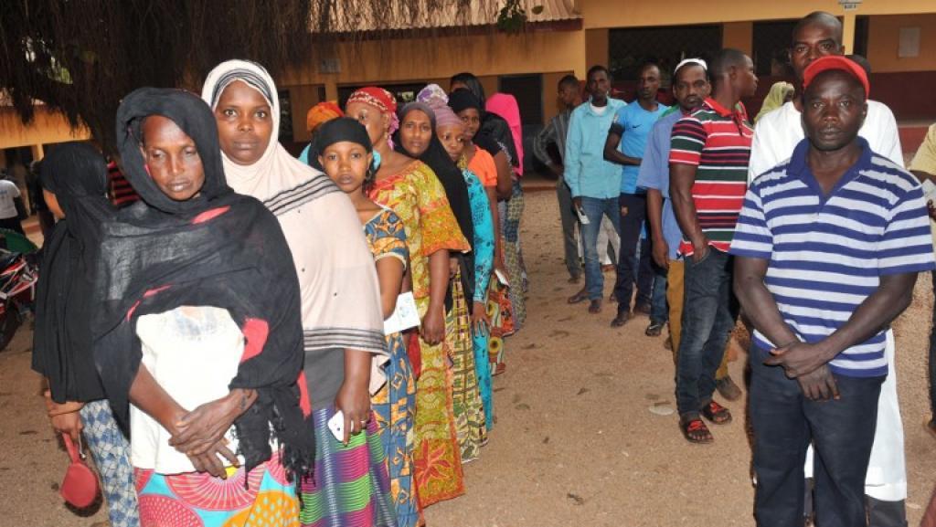 Communales en Guinée: l'UFR en position d'arbitre