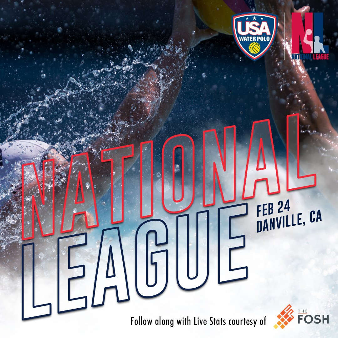 test Twitter Media - The 2018 National League starts Saturday at San Ramon Valley HS (free admission) and team rosters have been announced. Week 1 active rosters will be shared this week. LIVE stats of all games available via @FOSH_Live at https://t.co/MoSllzpWNw #USAWPNL  https://t.co/WrAU3dWlad https://t.co/J64KRtjSEY