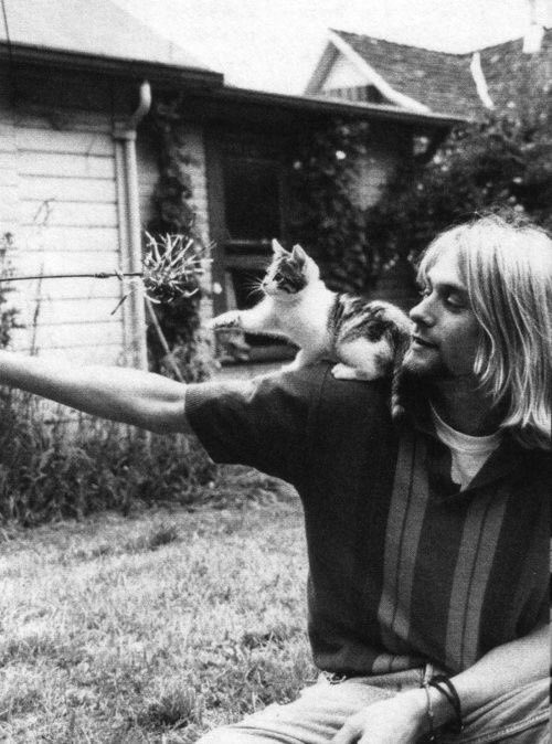 test Twitter Media - Kurt Cobain was born on this day in 1967 in Aberdeen, He would've been 51 today, Happy birthday Kurt! https://t.co/pRC2J6riNn