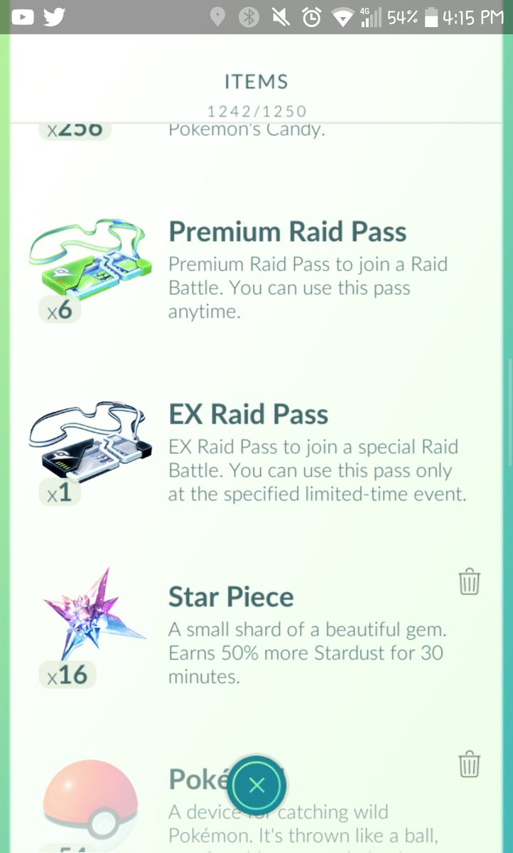 Just got hooked up with an EX Raid Pass!  Mewtwo will be mine soon enough! AHHH LET'S GOOOOOO https://t.co/Ew09stzkf1