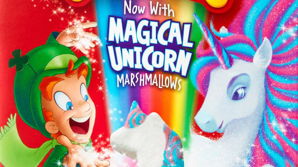 At long last, @LuckyCharms has added a new, especially magical marshmallow to its line-up: https://t.co/RNY8i9MJEj https://t.co/XPSGFRmekN