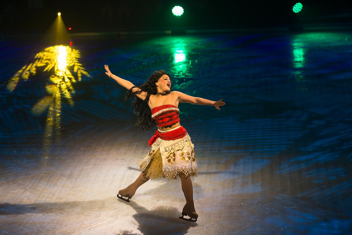Discover Your Inner Hero At Disney On Ice Presents Dare To Dream! Get Your  Tickets Now To See Moana, Anna U0026 Elsa, Rapunzel And So Many More At Td  Garden ...