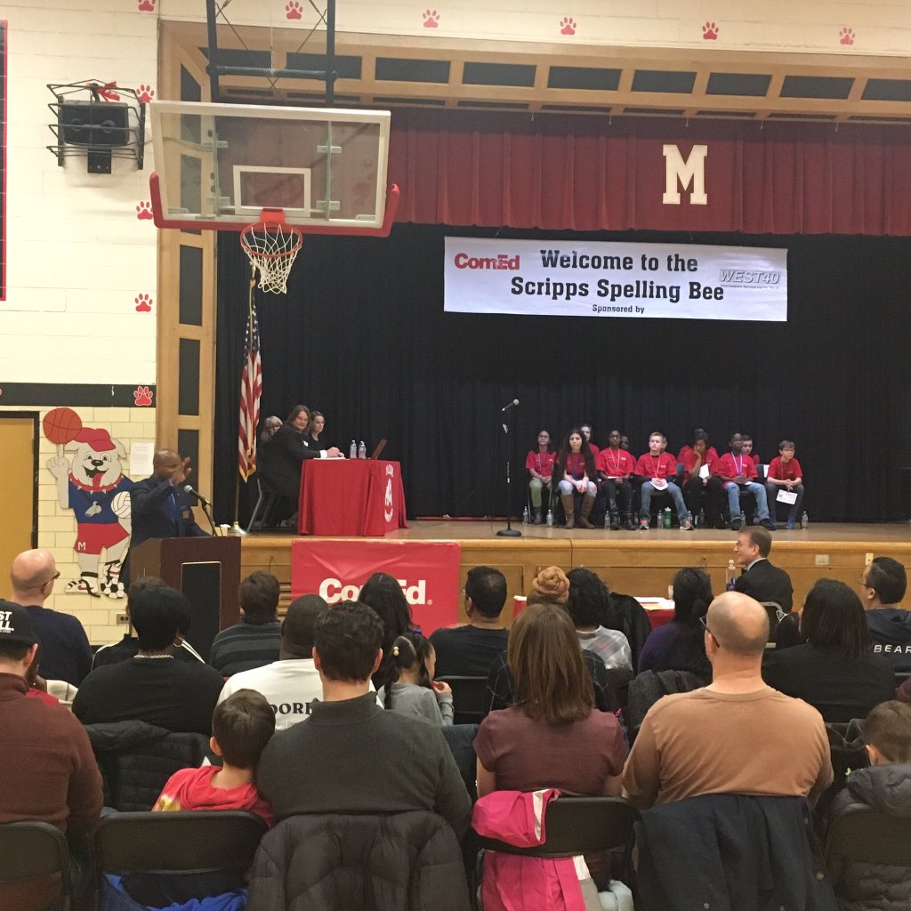test Twitter Media - Excited to Congratulate the 12 finalists from across Cook County to the 8th Regional ISC Scripps Spelling Bee Championship.  Next stop for one of these hard workers is the National Competition in Washington D.C. May 29-31. #Scripps #SpellingBee #ComEd https://t.co/WAjpXbKisx