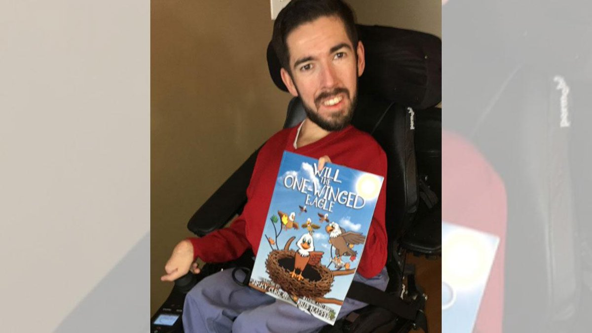 Local author pens children's book to combat misconceptions about disabilities - https://t.co/JiKaGiAHXC https://t.co/kWX1OlHouP
