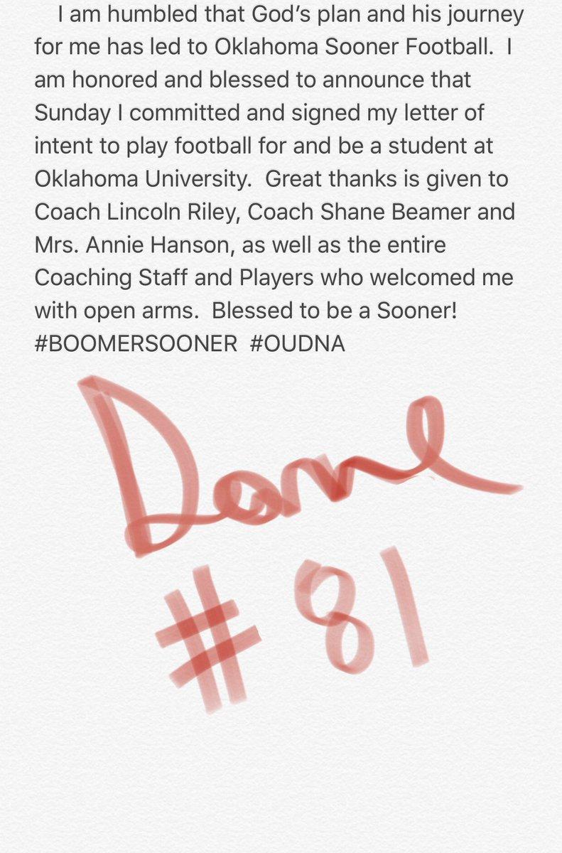 #BoomerSooner