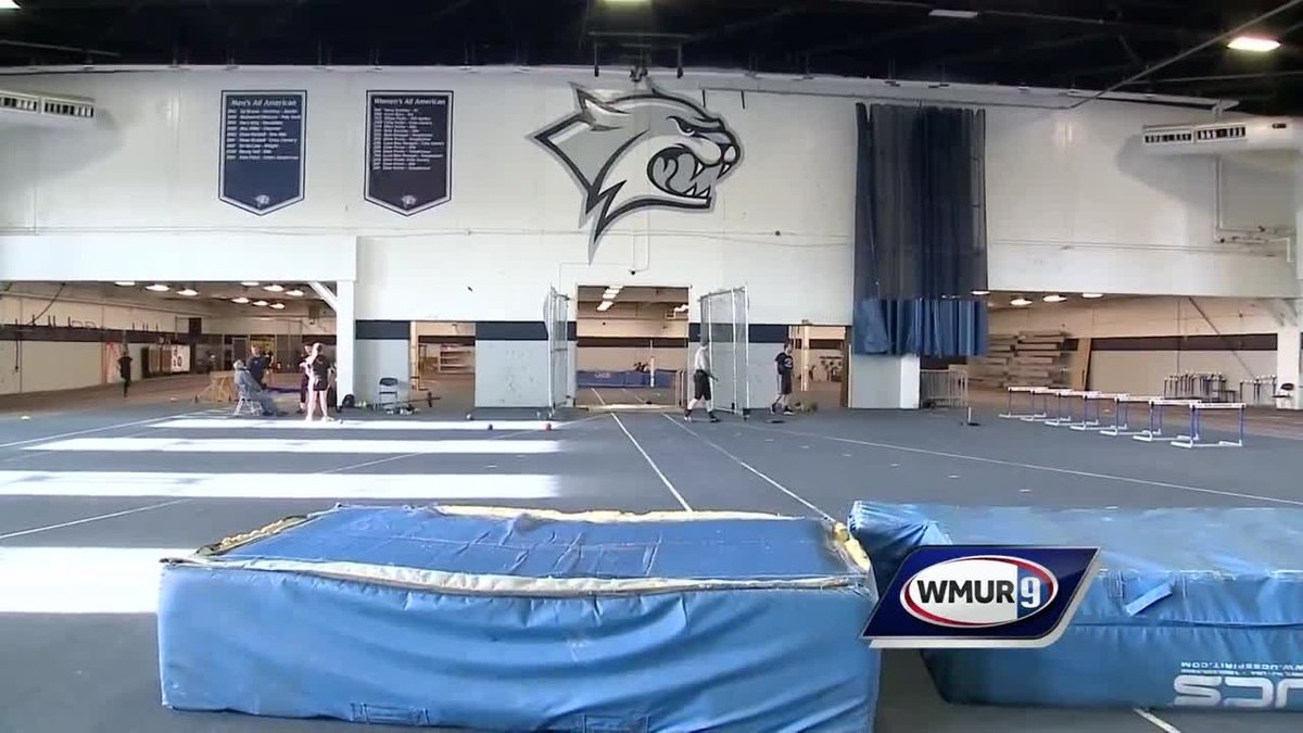 Video: UNH Track and Field