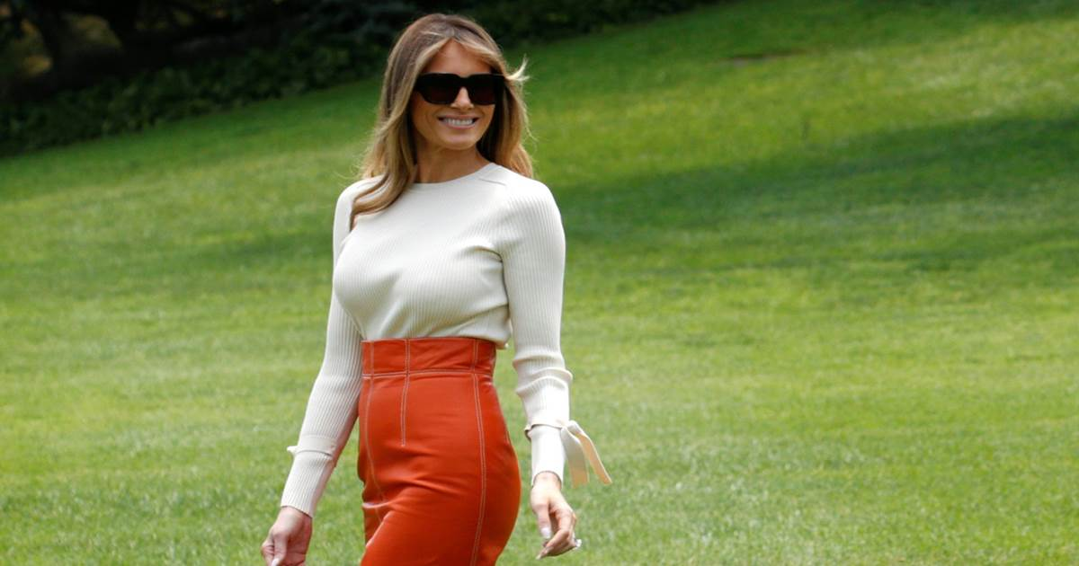 First Lady Melania Trump conspicuously absent from magazine covers https://t.co/cCtLqKXCE2 https://t.co/3c5KohgM9Q