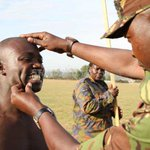 Youths fail to join Kenya Defence Forces due to missing teeth
