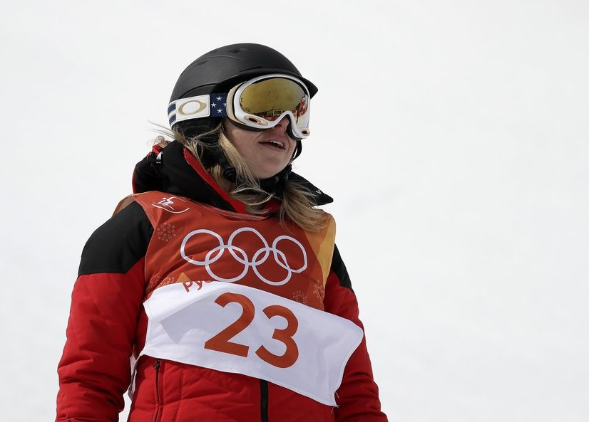 Opinion: Olympics should be reserved for the best athletes, not Liz Swaney