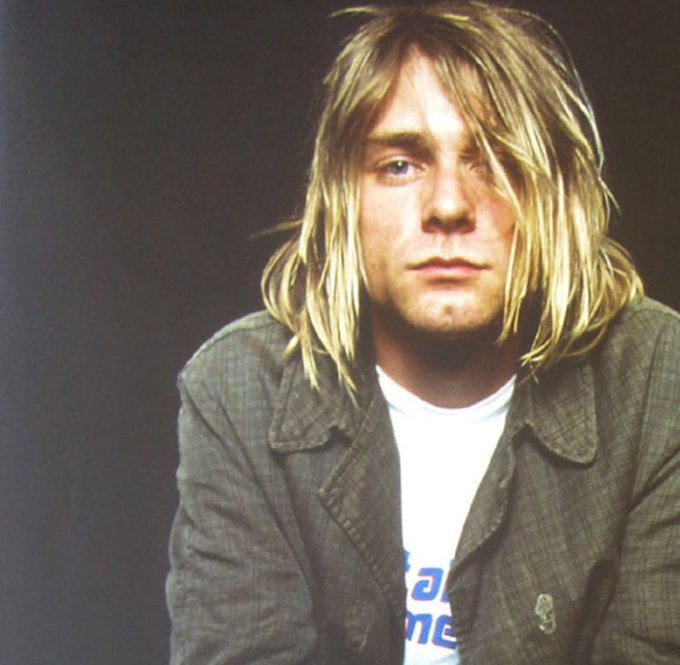 id rather be hated for who i am, than loved for who i m not - kurt cobain, happy birthday