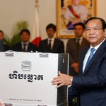 Japan donates ballot boxes worth US$7.5 million for Cambodia election