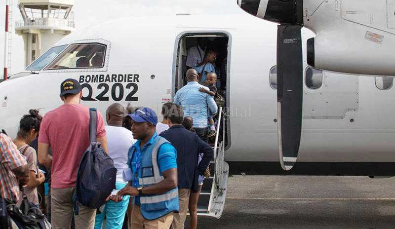 Direct air-flight between Mombasa and Kisumu now launched