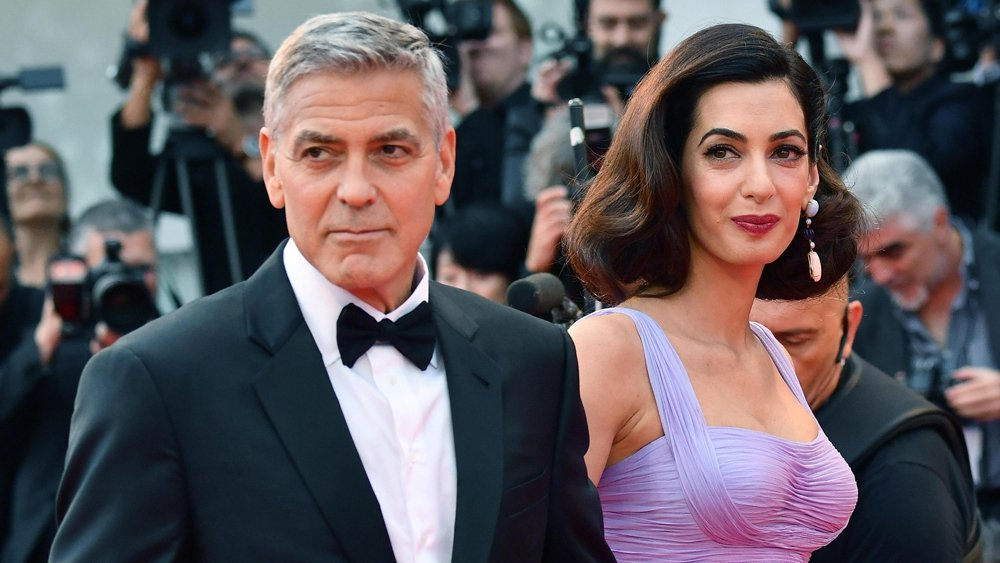 Geroge and Amal Clooney donated $500,000 to the March for Our Lives