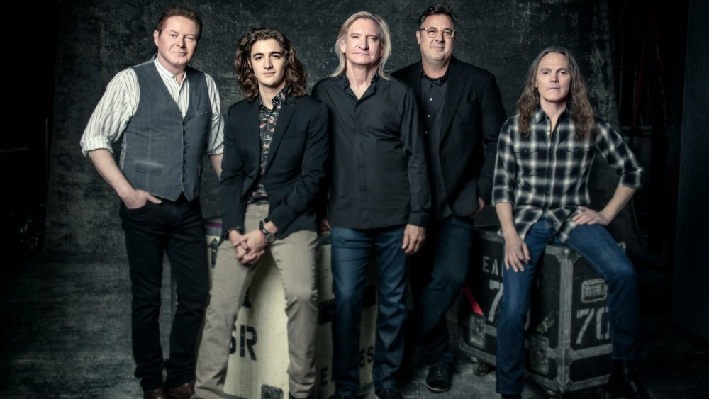 The Eagles have announced five more dates to their 2018 tour
