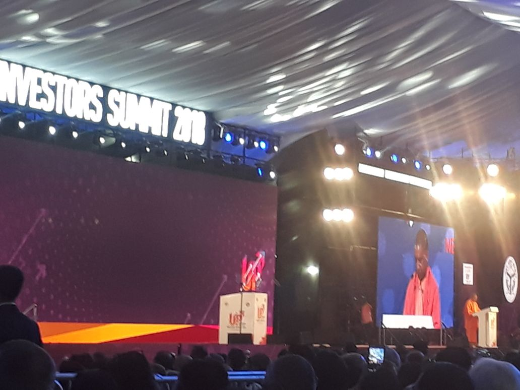test Twitter Media - . @myogiadityanath, Chief Minister of Uttar Pradesh at #UPInvestorsSummit   https://t.co/0XOyB9cW48 … #UPInvestorsSummit2018 #eletsonline @InvestInUp @myogiadityanath https://t.co/2j9vBCYALd