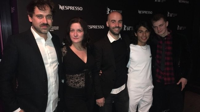 Película protagonizada por Catalina Saavedra se estrenó en la Berlinale