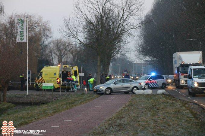 Scooterrijder gewond bij ongeluk Galgeweg https://t.co/WOU1ss3NRj https://t.co/eNiZhgIFMP