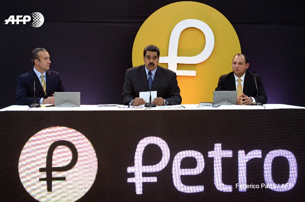 Venezuela begins selling oil-backed cryptocurrency