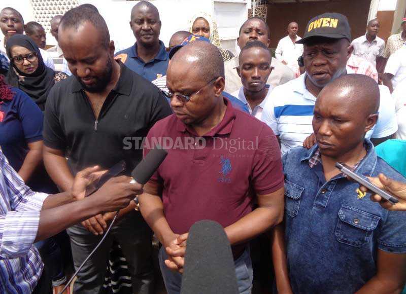 Court dismisses petition challenging election of Kilifi Governor Amason Kingi