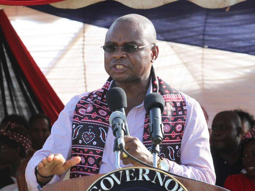High Court upholds election of Kilifi Governor Amason Kingi