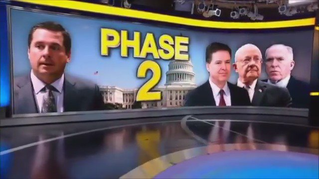 House Republicans launch 'Phase 2' of probe into unverified anti-Trump dossier https://t.co/IaB9B2jCxX