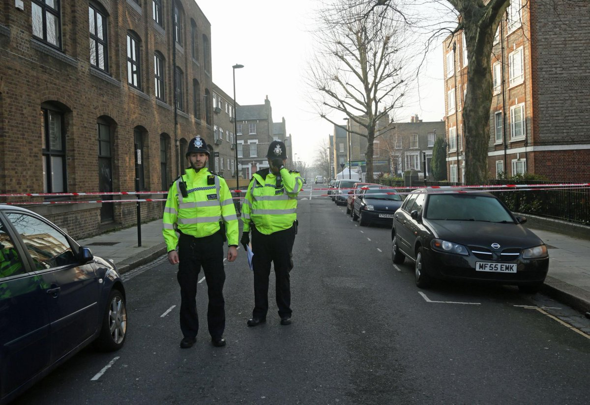 Camden murders: Two young men stabbed to death in London