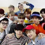 to the first shared group photo ♡ #wannaone_200thd...