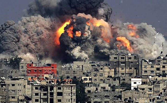 #Ghouta