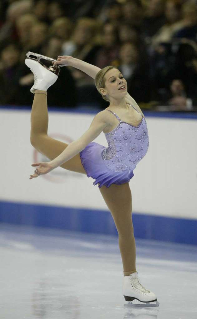 Houston figure skater Katy Taylor finds peace long after Olympic dream shattered