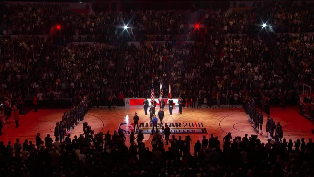 Fergie responds to blowback for her rendition of national anthem at NBA All-Star Game Click link to view and comment https://t.co/ofBHw55D1e https://t.co/ybOVZW3hG5