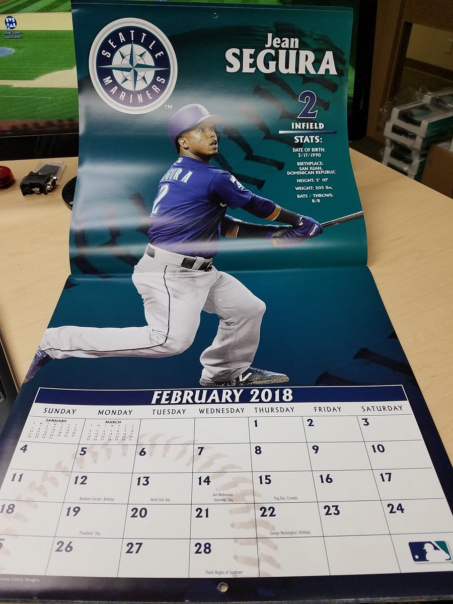SCORE. Co-worker just dropped this off for me.  Ironically, Drew Smyly is the March player. https://t.co/Fd4ioo9T3x