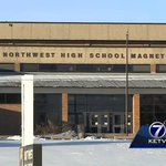 Northwest High School receives second threat this week, police take precautions